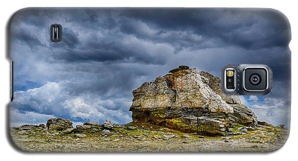 Stormy Peak 2 Galaxy S5 Case by Mary Angelini