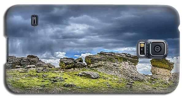 Stormy Peak 3 Galaxy S5 Case by Mary Angelini