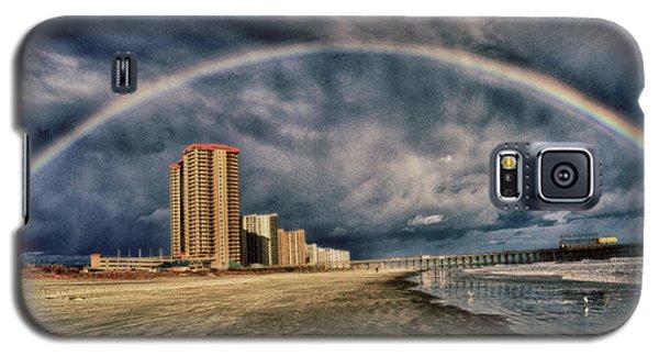 Stormy Rainbow Galaxy S5 Case
