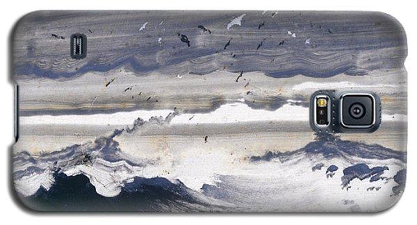 Stormy Sea Galaxy S5 Case