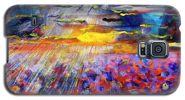 Stormy Sky Galaxy S5 Case