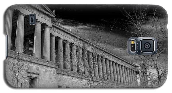 Stormy Soldier Galaxy S5 Case by David Bearden
