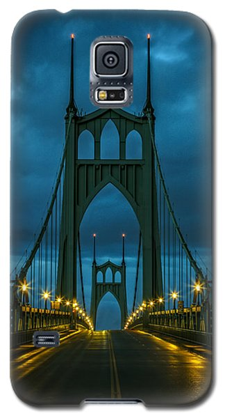 Stormy St. Johns Galaxy S5 Case
