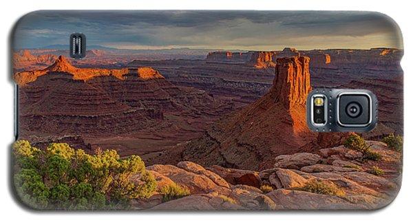 Stormy Sunset - Marlboro Point Galaxy S5 Case