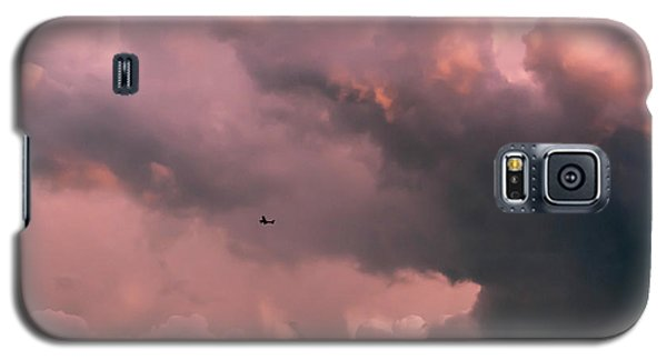 Galaxy S5 Case featuring the photograph Stormy Weather by Carolyn Dalessandro
