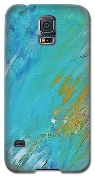 Stormy Weather Galaxy S5 Case by Diana Bursztein