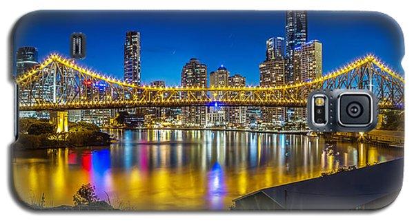 Story Bridge- Brisbane Queensland Galaxy S5 Case