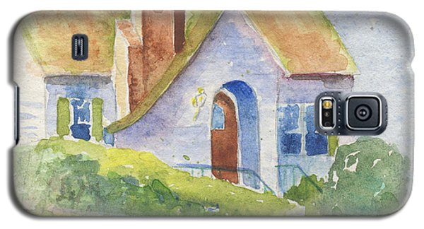 Storybook House Galaxy S5 Case
