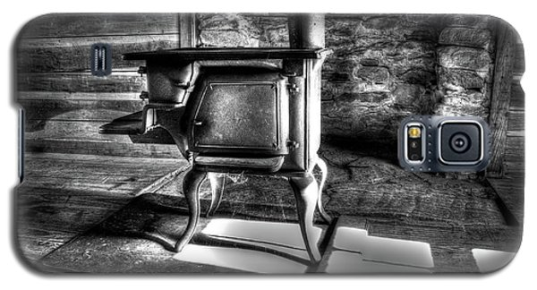 Galaxy S5 Case featuring the photograph Stove by Douglas Stucky