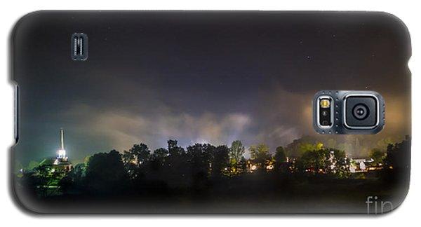 Stowe Vermont After Dark. Galaxy S5 Case