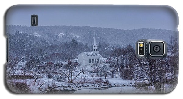 Stowe Vermont Galaxy S5 Case