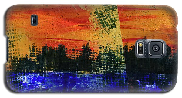 Strange City Galaxy S5 Case