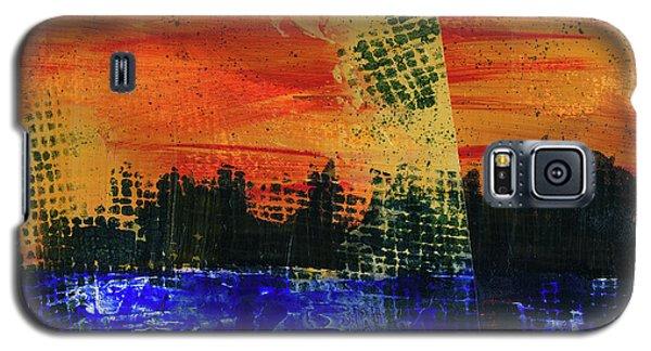 Strange City Galaxy S5 Case