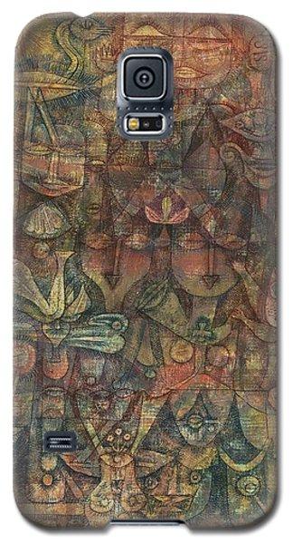 Strange Garden Galaxy S5 Case