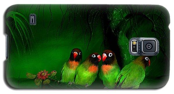 Strange Love Galaxy S5 Case