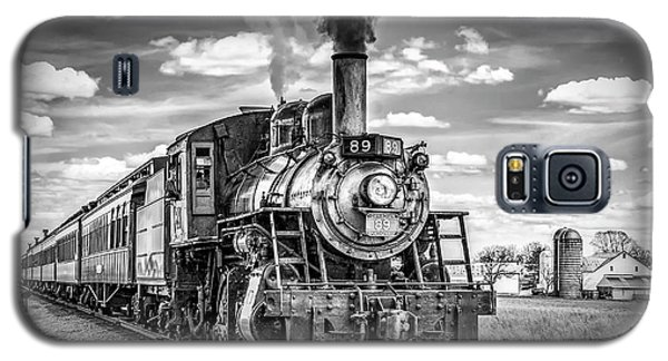 Galaxy S5 Case featuring the photograph Strasburg Canadian National 89 by Nick Zelinsky