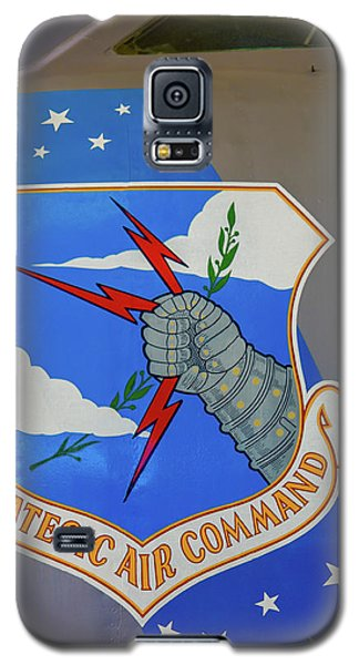 Strategic Air Command Galaxy S5 Case