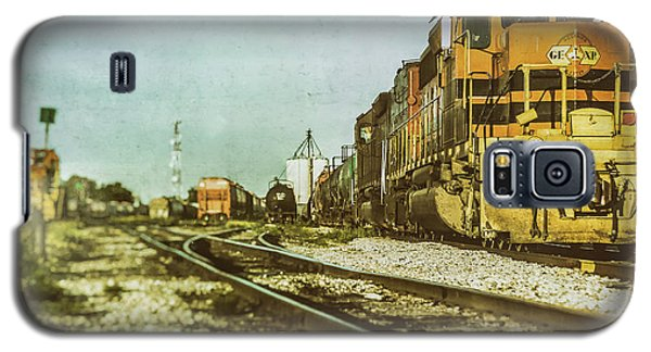 Stratford Rail Yard 2016 Galaxy S5 Case