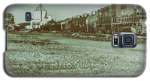 Stratford Train Yard, 2016 Galaxy S5 Case