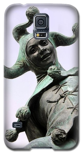 Stratford's Jester Statue Galaxy S5 Case by Terri Waters