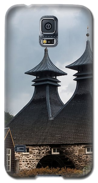 Galaxy S5 Case featuring the photograph Strathisla Whisky Distillery Scotland #2 by Jan Bickerton