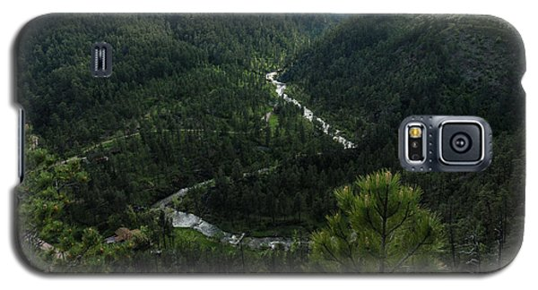 Stratobowl Overlook On Spring Creek Galaxy S5 Case