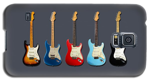 Stratocaster Galaxy S5 Case by Mark Rogan