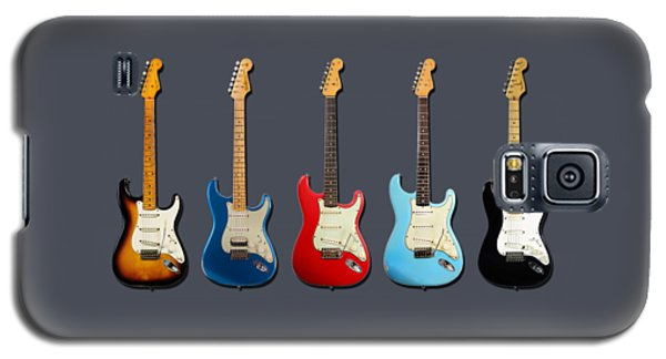 Guitar Galaxy S5 Case - Stratocaster by Mark Rogan