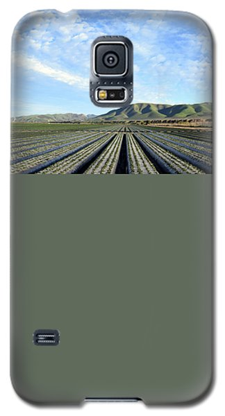Galaxy S5 Case featuring the photograph Strawberry Fields Forever 3 by Floyd Snyder