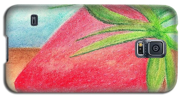 Strawberry Galaxy S5 Case