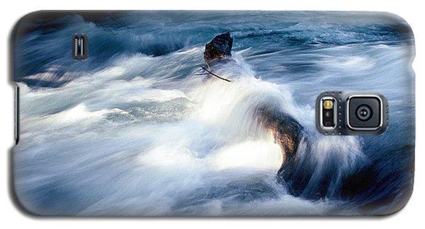Stream 2 Galaxy S5 Case by Dubi Roman