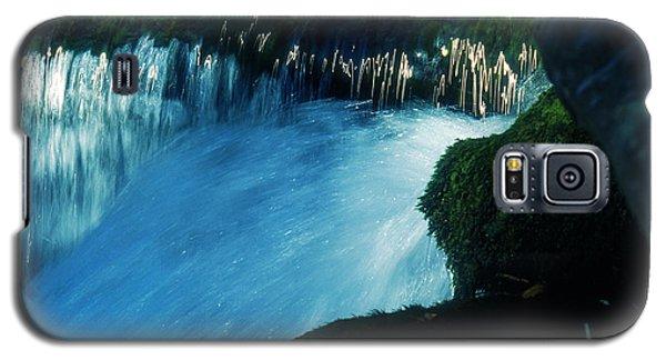 Stream 6 Galaxy S5 Case by Dubi Roman