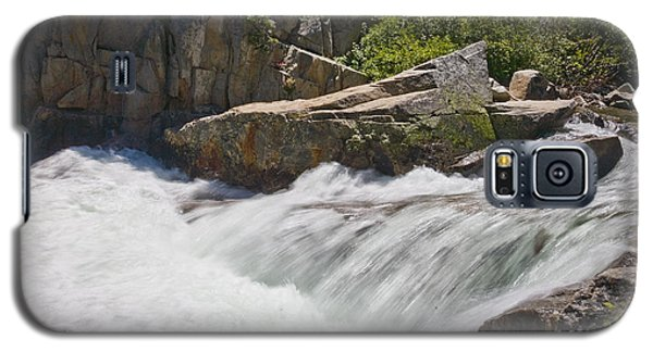Galaxy S5 Case featuring the photograph Stream In Yosemite National Park by Matthew Bamberg