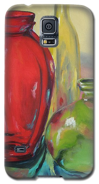 Stream Of Colour Galaxy S5 Case by Lisa Boyd