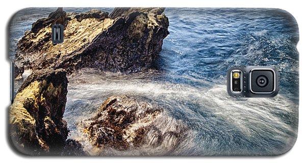 Galaxy S5 Case featuring the photograph Stream by Tad Kanazaki