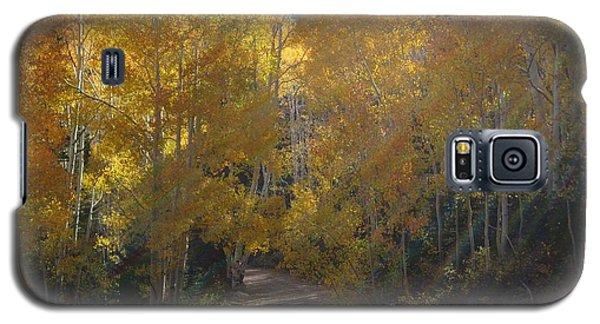Streaming Light Paiute Trail Fremont Utah Galaxy S5 Case