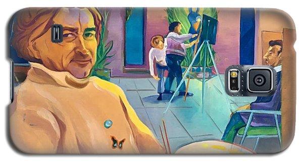 Street Artist Eric Fisherman's Wharf Galaxy S5 Case
