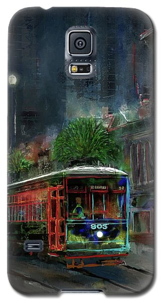 Street Car 905 Galaxy S5 Case