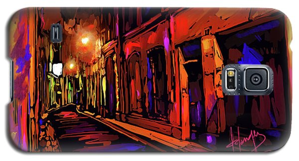 Street In Avignon, France Galaxy S5 Case