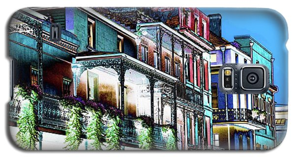 Street In New Orleans Galaxy S5 Case