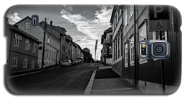 Street In Toyen Galaxy S5 Case