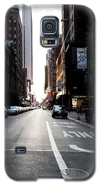 Street Scene Galaxy S5 Case