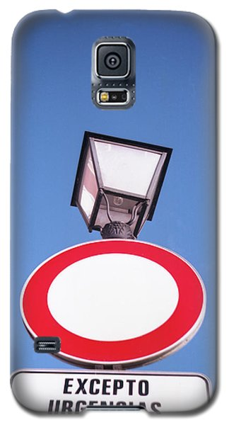 Street Sign Galaxy S5 Case