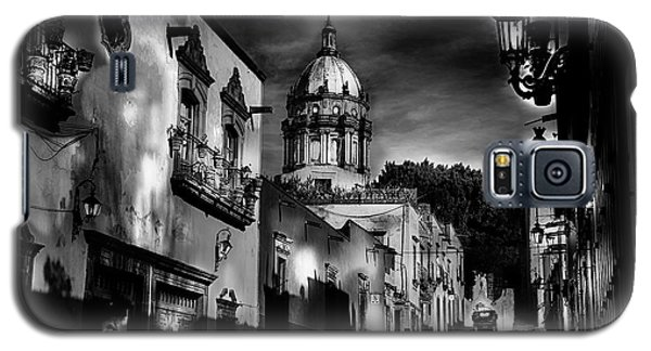 Street To The Nun's Church Galaxy S5 Case