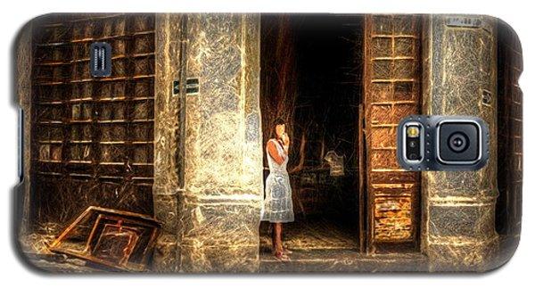 Streets Of Cuba Galaxy S5 Case