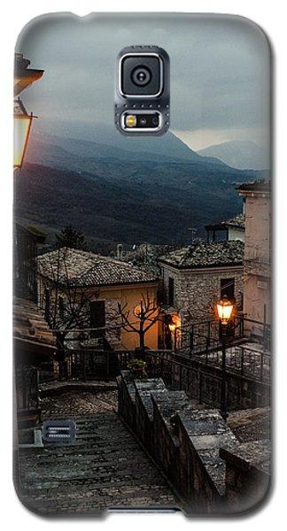 Streets Of Italy - Caramanico Galaxy S5 Case by Andrea Mazzocchetti