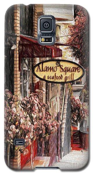 Streets Of San Fran Galaxy S5 Case