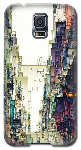 Streetscape 1 Galaxy S5 Case