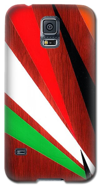 Stress Fractures  Galaxy S5 Case