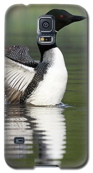 Stretching My Wings Galaxy S5 Case